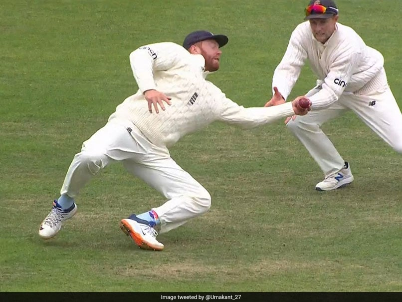 Watch: Jonny Bairstow Takes Stunning One-Handed Catch To Dismiss KL Rahul