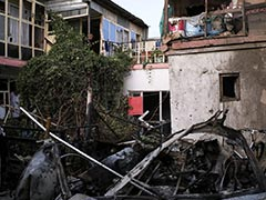 US Investigating Reports Of Civilians Killed In Kabul Air Strike