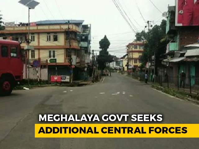Video : Meghalaya Forms Judicial Panel To Probe Death Of Ex Insurgent Leader
