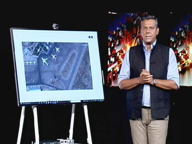 Video : Exclusive: Kabul Satellite Images Show Huge Crowds Desperate To Get Out