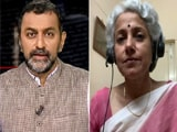 """Video : """"Vaccine Divide A Matter Of Concern,"""" WHO Chief Scientist Tells NDTV"""