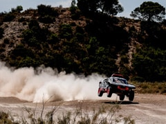 Audi Prepares For The 2022 Dakar Rally By Testing The RS Q e-tron
