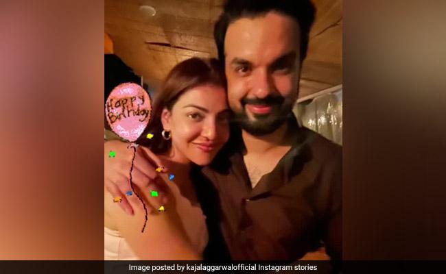 How Kajal Aggarwal Made Husband Gautam Kitchlu's Birthday Special