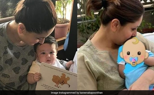 Kareena Kapoor's Sons Taimur And Jeh Are Her 'Strength, Pride And World.' See Her Post