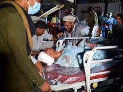 "World Leaders Condemn ""Horrific"" Attacks In Kabul"