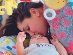 Kareena Kapoor And Saif Ali Khan's Son Jeh's Full Name Is Jehangir: Report