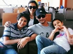 Happy Birthday, Mahesh Babu: 10 Pics That Show Family Always Comes First For The Actor