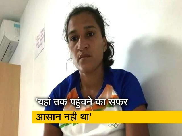 Videos : 'उम्मीद है हमने गरीब बच्चों को सपने देखने के लिए प्रेरित किया होगा' : NDTV से बोलीं रानी रामपाल