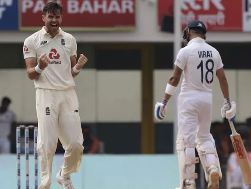 England vs India: Team India Cant Complain If We Leave A Bit Of Grass On Pitch, Says Pacer James Anderson