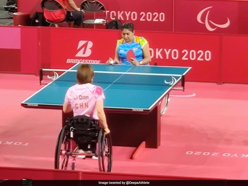 Tokyo Paralympics: Paddler Sonalben Manubhai Patel Loses To Qian Li In Group D Opener