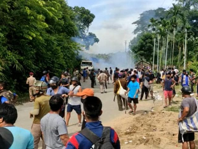 Video : Mizoram Drops Police Case Against Assam Officials Amid Signs Of Truce