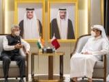 Video : S Jaishankar Holds Talks On Afghanistan With Qatari Counterpart In Doha