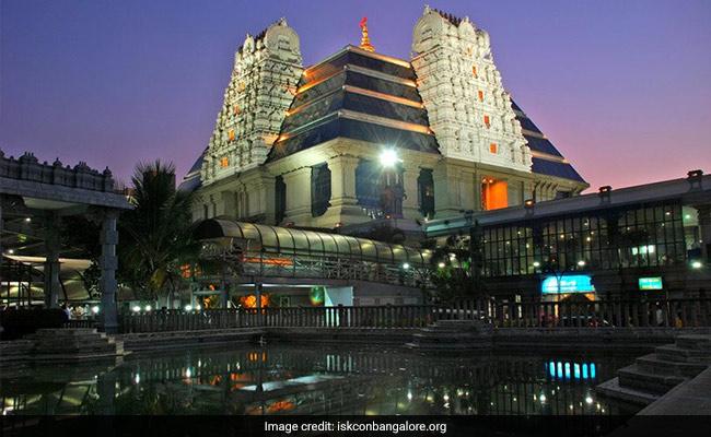 'ISKCON Bangalore' Temple To Remain Close For Janmashtami Celebrations