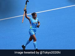 Watch The Goal That Sent India To Its 1st Olympic Women's Hockey Semifinal