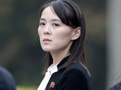 """Close Eye"" On South Korea's Military Drill With US: Kim Jong Un's Sister"