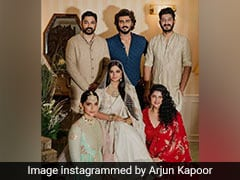Sonam Kapoor's Rakhi Feast With Siblings Included Tableful Of Indian Delicacies - See Pics