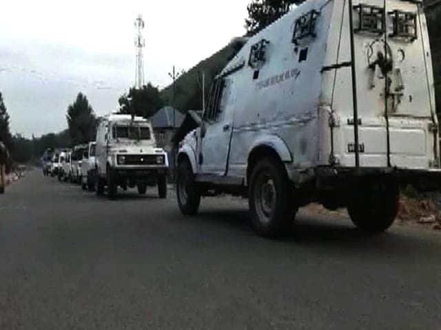 Video : Multiple Raids In J&K In Massive Crackdown In Terror Funding Case