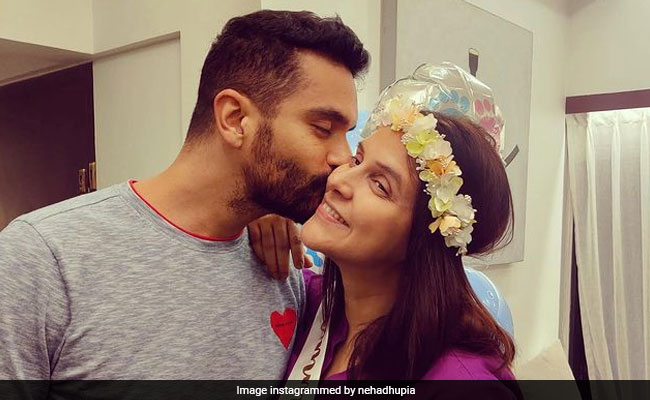 Mom-To-Be Neha Dhupia 'Caught Off Guard' By Surprise Baby Shower. Here's What Went Down