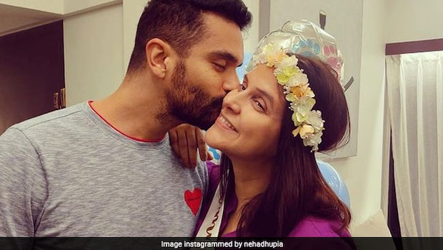 Neha Dhupia's Surprise Baby Shower Featured Some Droolworthy Treats