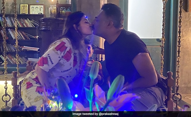 Prakash Raj And Wife Pony 'Got Married Again' And The Pics Are Crazy Viral