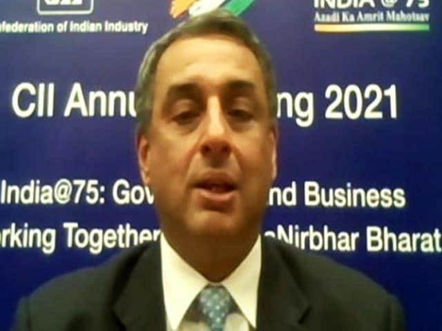 """Video : """"Policy Stability Essential,"""" President Of Industry Body CII Tells NDTV"""