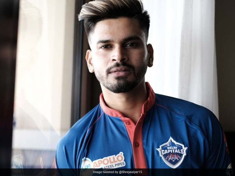 """Shreyas Iyer """"In Good Mind Space"""" After Injury, Ready To Convert Delhi  Capital's IPL Dream Into Reality 