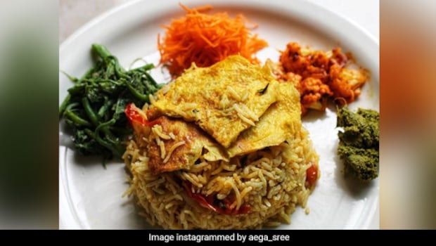 Egg Omelette Biryani: This Delicious Omelette Biryani Is Sure To Win Hearts At Dinner Table (Recipe Inside)