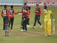Bangladesh vs Australia: Nasum Ahmed Stars As Bangladesh Claim First T20I Win Over Australia