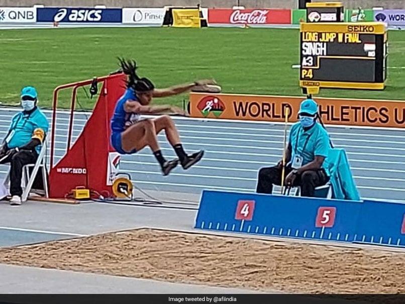 World Athletics U20 Championships: Shaili Singh Wins Silver Medal In Womens Long Jump
