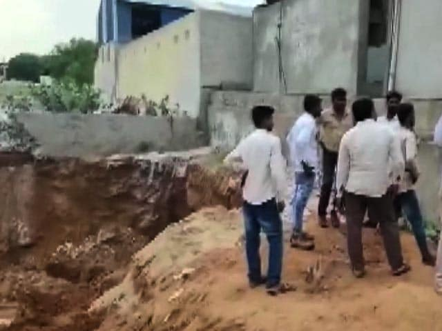 Video : 5 Killed As Soil Collapses During Digging Of Well In Rajasthan's Jalore