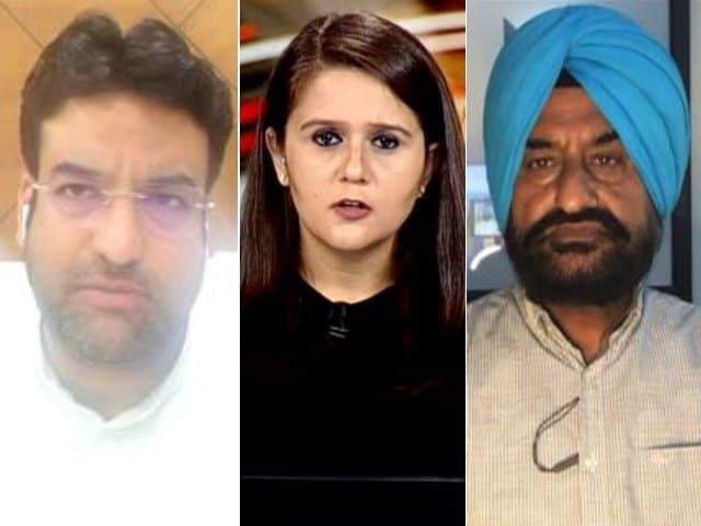 Video : Crisis For Congress In Punjab And Chhattisgarh