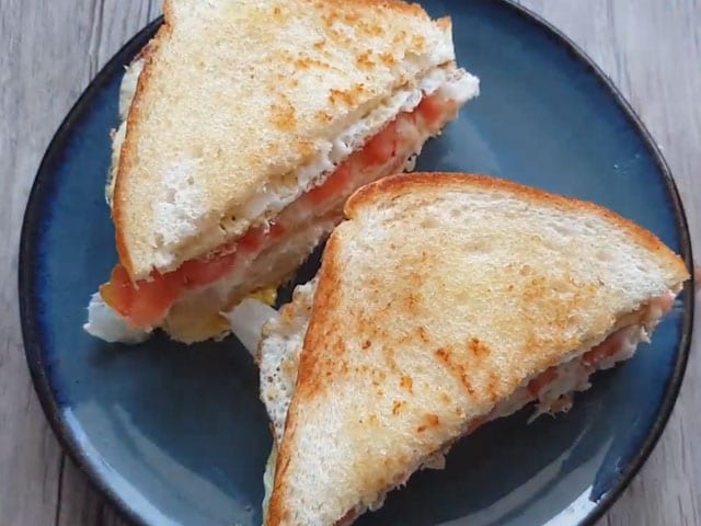 Video : How To Make Chicken Club Sandwich   Easy Chicken Club Sandwich Recipe Video