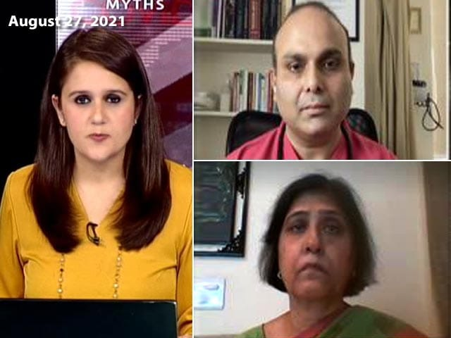 Video : Should There Be A Rethink On 84-Day Covishield Dose Gap? Centre Clarifies