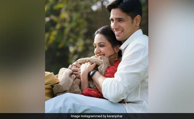 'Take A Bow': Karan Johar Thanks Sidharth Malhotra, Kiara Advani And Team Shershaah