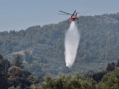 """""""60 Forest Fires In 24 Hours"""": Homes Destroyed, 8 Hospitalised In Greece"""