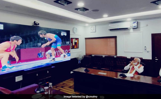 Rs 2.5 Crore, Government Job For Bajrang Puniya After Olympics Win