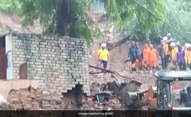 7 Of Family Killed As Wall Collapses On House Due To Heavy Rain In Rajasthan: Cops