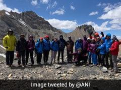Tri-Services' All-Women Mountaineering Team Summits Mt Manirang