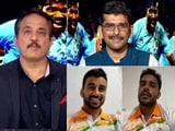 Video : ओलिंपिक के हॉकी मुकाबले में भारत की जीत के बाद जश्न, मनप्रीत सिंह ने देश का किया शुक्रियादा