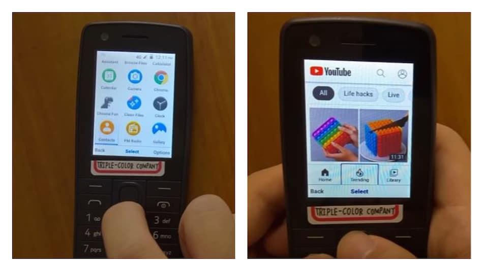 Nokia 400 एंड्रॉयड फीचर फोन की वीडियो लीक, डिज़ाइन और फीचर्स से उठा पर्दा!