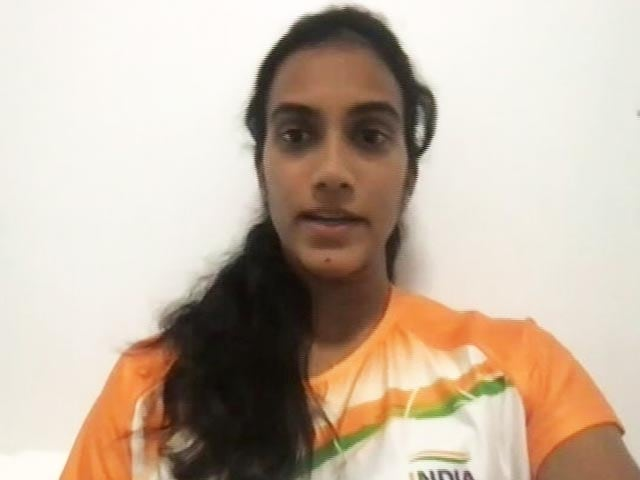 """Video : """"Motivation To Achieve Lot More"""": PV Sindhu To NDTV On Historic Bronze"""