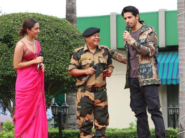 Video : <i>Jai Jawan</i>: Salute To The Soldiers With Sidharth Malhotra And Kiara Advani