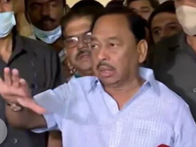 Video : Minister Narayan Rane Faces Arrest Over 'Slap Uddhav Thackeray' Remark