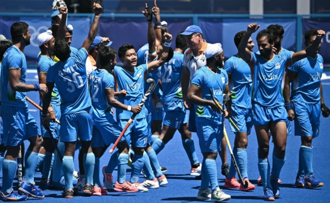 'Day Etched In Every Indian's Memory': PM Congratulates Men's Hockey Team