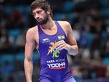 Video : Tokyo Olympics: Wrestler Ravi Dahiya In Final, Assured Of At Least Silver