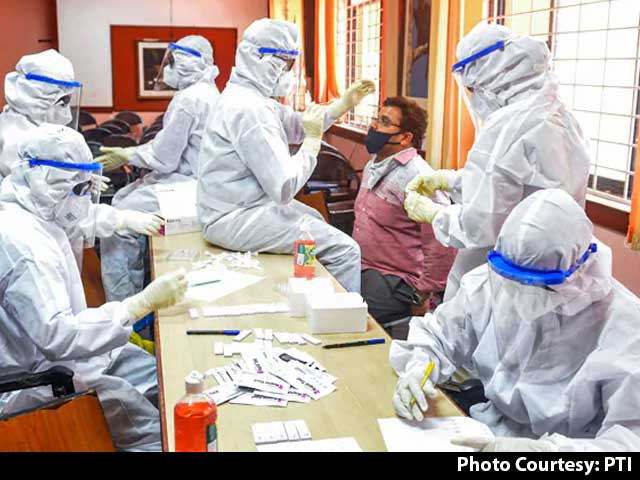 Video : 37,875 Fresh Covid Cases In India, 21.3% Higher Than Yesterday