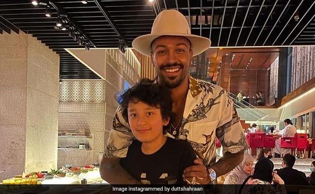 'Cool Pic Bro': Trishala Dutt On Shahraan's Post With Hardik Pandya