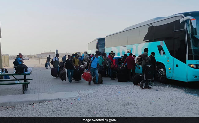 Afghan Crisis: India Brings Back 146 Of Its Evacuated Nationals From Doha