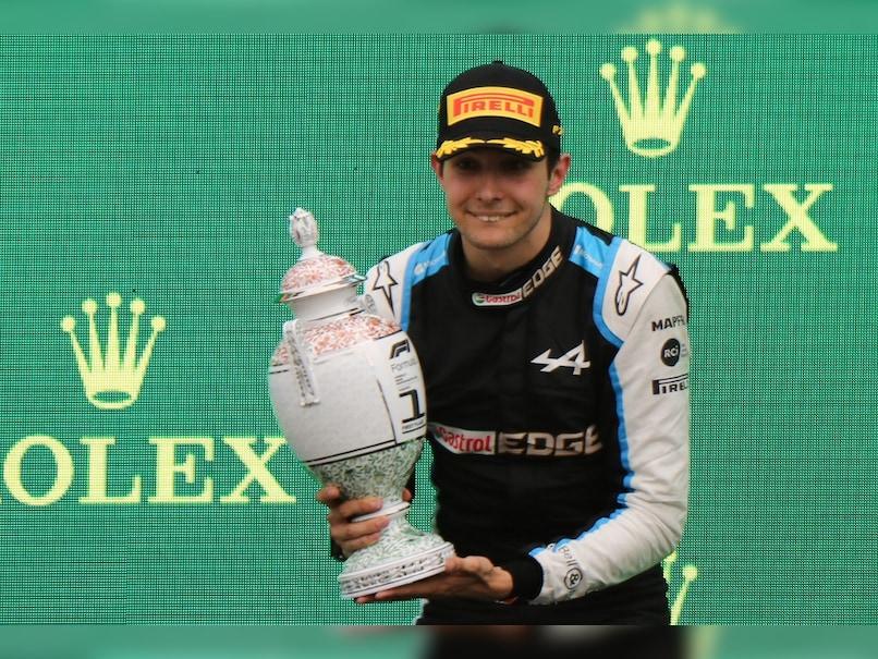Hungarian Grand Prix: Esteban Ocon Wins Chaotic Hungarian GP, Lewis Hamilton Takes Championship Lead