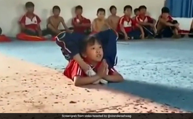 Viral Video: This Girl's Gymnastics Routine Impressed Nadia Comaneci, Virender Sehwag